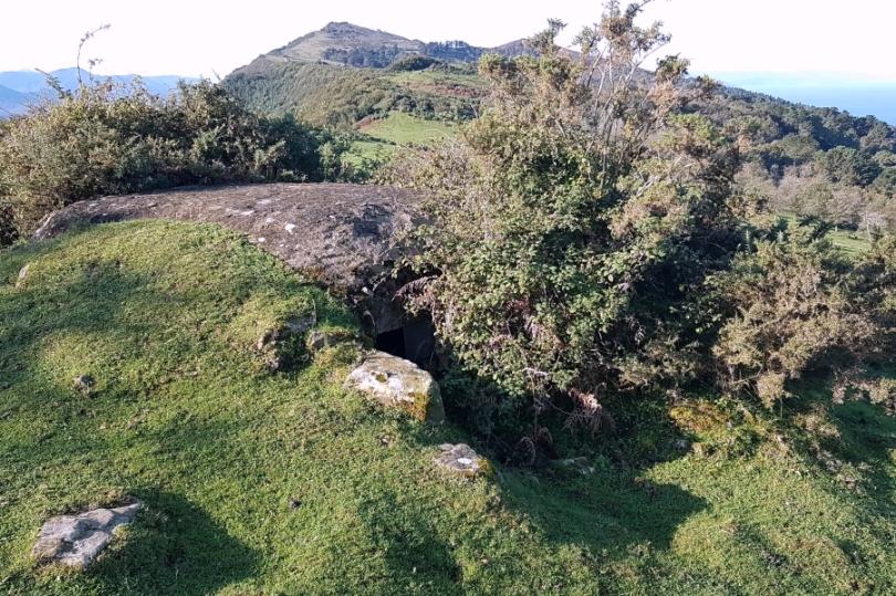 Bunkerrak Jaizkibel