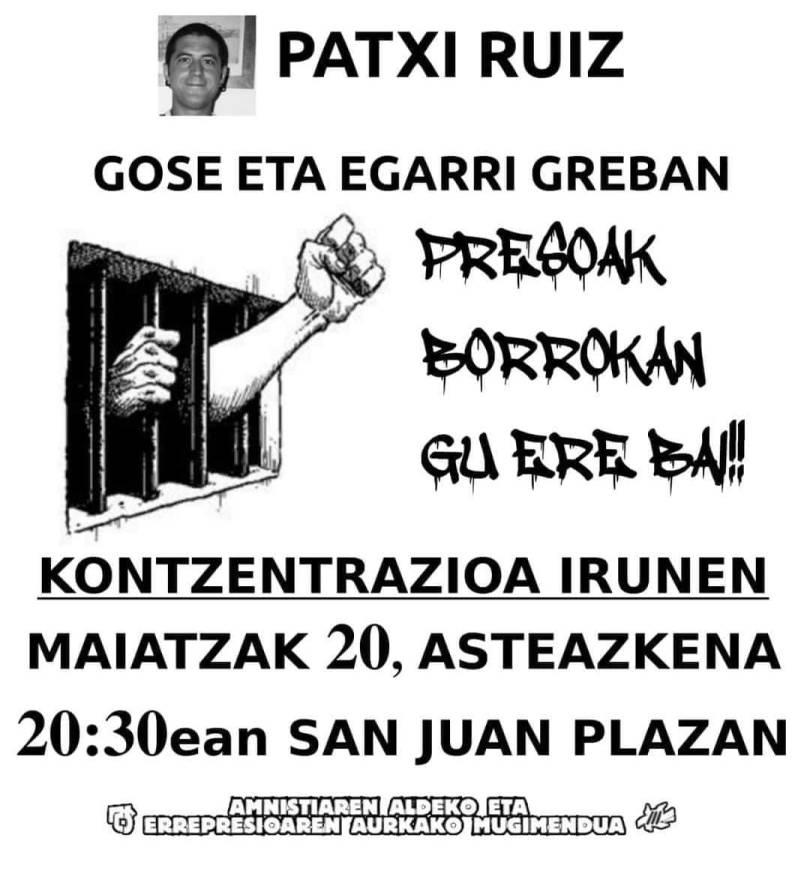 Patxi Ruiz elkarretaratzea