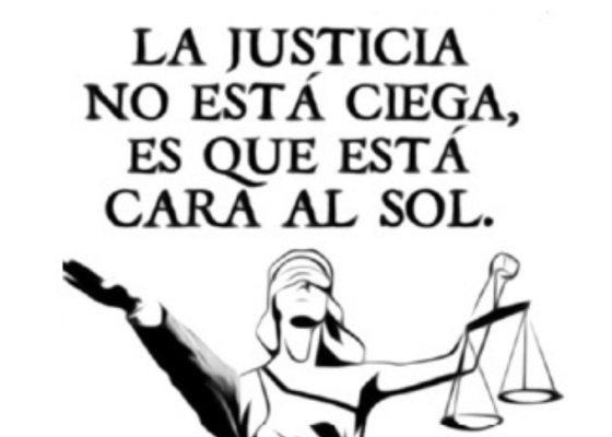 Justicia Cara al sol