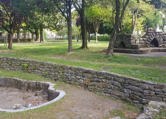 San Marko parkea